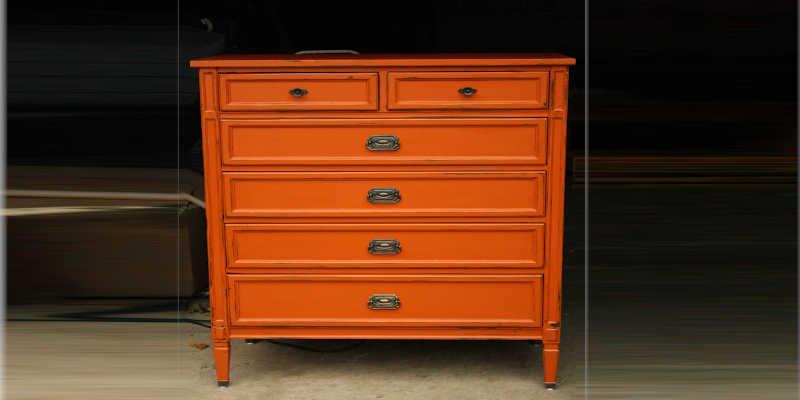 Pintura A La Tiza Naranja Chalk Paint Lapinturaalatiza Com