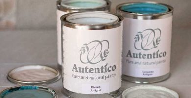 Chalk paint auténtico botes de pintura