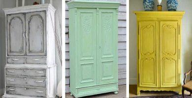 Imágenes de pintura a la tiza en armarios chalk paint fotos foto imagen
