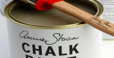 Pintura a la tiza Annie Sloan Chalk Paint