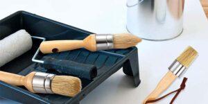 Brochas y rodillos para pintura a la tiza barato baratos barata baratas precio precios comprar