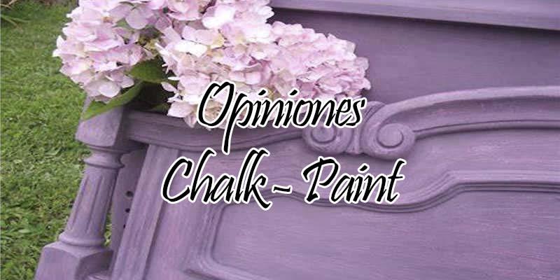 Opiniones sobre el chalk paint o pintura a la tiza Amazon, Planeta Huerto, Planetahuerto, Zona Hogar, Me lo pinto, melopinto,