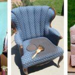 Pintando-tapicerias-de-sillones-y-sillas-con-chalk-paint-o-pintura-a-la-tiza Youtube, pintar, el Mueble, Chalk Paint de tiza, La cómoda encantada, Pinterest, imágenes, fotos, habitissimo, deco interior